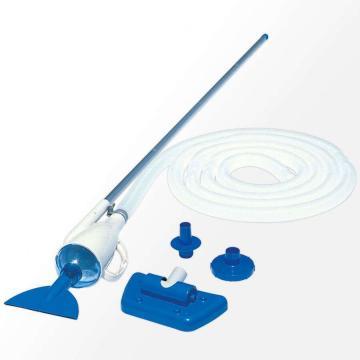 Kit aspirateur de piscine flowclear entretien balai manche for Aspirateur automatique de piscine