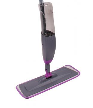 balai de nettoyage vaporisation spray r servoir int gr nettoyant microfibre ebay. Black Bedroom Furniture Sets. Home Design Ideas