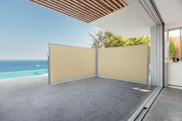 store enroulement automatique 3 x 1 6 m b frais de port offert. Black Bedroom Furniture Sets. Home Design Ideas