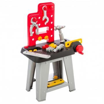 etabli de bricolage 25 pi ces outils construction m canicien jeu jouet enfant ebay. Black Bedroom Furniture Sets. Home Design Ideas