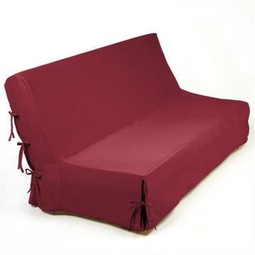 housse clic clac rouge 100 cotton 140 x 200 cm canap nouettes belle qualit ebay