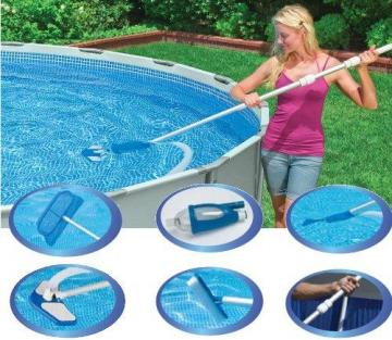 Piscine en kit intex for Ozonateur piscine