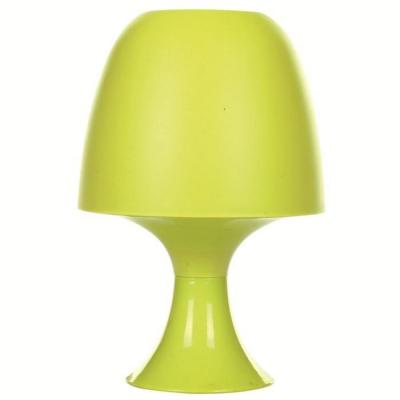 lampe design champignon vert d co lampe de chevet h 23 5 cm ebay. Black Bedroom Furniture Sets. Home Design Ideas