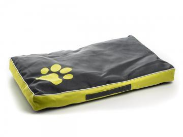 matelas d houssable imperm able pour chien 105 cm. Black Bedroom Furniture Sets. Home Design Ideas