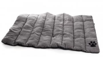 Matelas enroulable brod pour chien panier lit couette 90 x 60 cm gris ebay - Matelas enroulable adulte ...