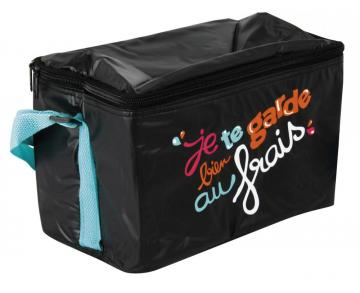 sac isotherme glaci re 8 litres poche souple cabat pique nique repas thermos ebay. Black Bedroom Furniture Sets. Home Design Ideas