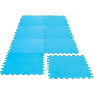 tapis de protection pour piscine et spa. Black Bedroom Furniture Sets. Home Design Ideas