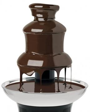 fontaine chocolat en inox 35 cm dessert fruits chocolati re puissante 85 w. Black Bedroom Furniture Sets. Home Design Ideas