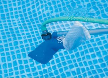 Kit entretien piscine intex epuisette balai venturi manche for Entretien piscine intex
