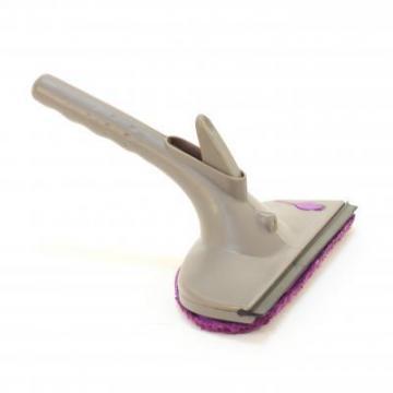 Spray mop lave vitre avec r servoir et microfibre ultra absorbant nettoyage - Chiffon microfibre pour vitres sans produit ...